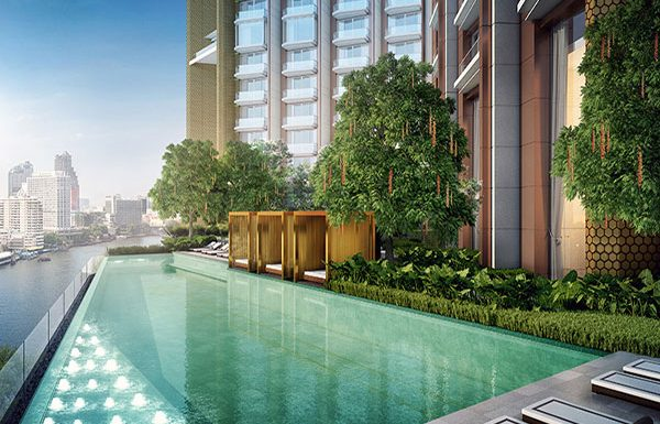 Icon-Siam-Magnolias-Bangkok-condo-for-sale-Swimming-pool-2