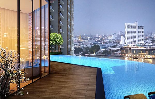 Icon-Siam-Magnolias-Bangkok-condo-for-sale-Swimming-pool-3