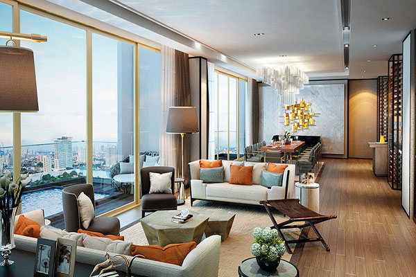 Icon-Siam-Magnolias-Bangkok-condo-3-bedroom-for-sale-9