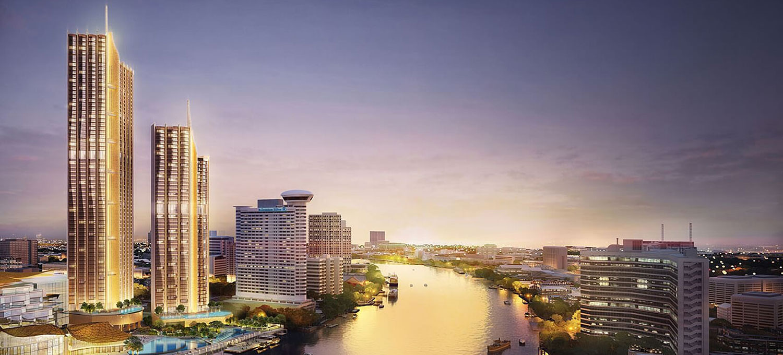 Magnolias Waterfront Residences Iconsiam Bangkok Condos